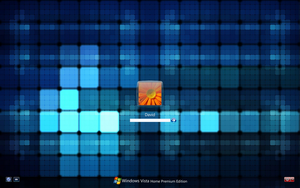 lumines logon by dafmat71