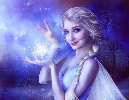 Elsa by ektapinki