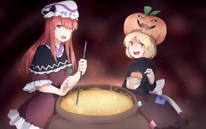 Halloween is here! by LENK64