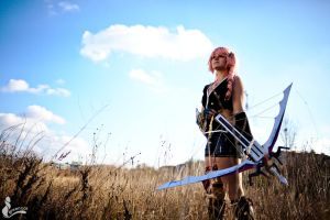 Serah Farron ~ Final Fantasy XIII-2 by greengreencat