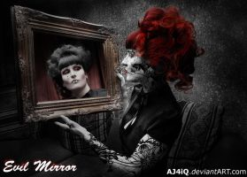 Evil Mirror by alidesignr