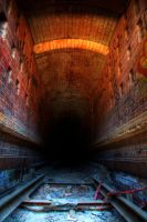 The Tunnel by WarrenBodnaruk