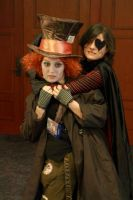 Happiness is a choked hatter by AcE-oFkNaVeS