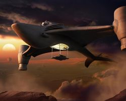 Air Transport by khesm
