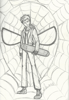 Peter Parker by Maygirl96