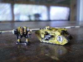 imperial fists epic size by pyramidrus