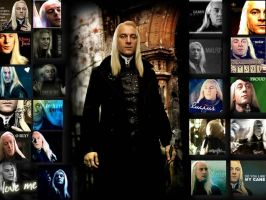 Lucius Malfoy wallpaper by firedevlin