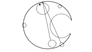 I wrote my name in 'Gallifreyan' by LoveOrMadness
