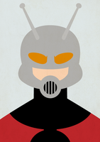 A is for Antman by payno0