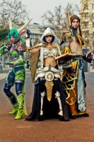 Pretresse T5 - World of warcraft by LiliCosplay