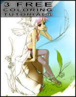 Coloring tutorial videos FREE by randis