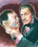 Vincent Price(Tales of Terror) by JamesPeterMcDermott