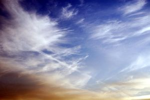 Cirrus Morning by the-square-root-of-3