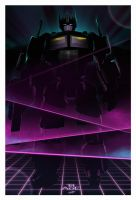 Optimus Prime by AndyFairhurst