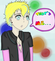 Happy bday Butters :D by TheMadSquirrel09