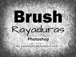 Brush Rayaduras by amadis33