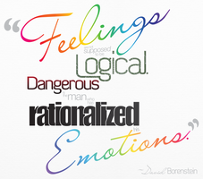 Rationalized Emotions by kevinkidwell