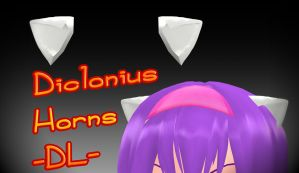 Diclonius Horns 1.0 - DL - by TehPuroisen