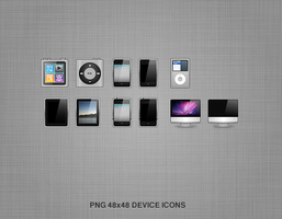 Apple Devices by OrionTwentyone
