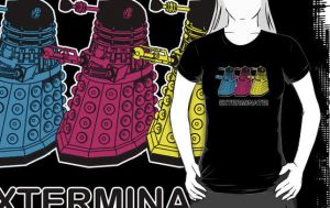 EXTERMINATE by NBiosh