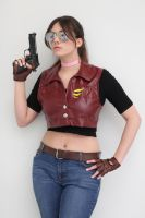 Claire Redfield Bonus by MadeInHeaven1979