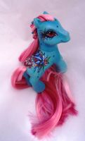 My little pony custom Kantyi by AmbarJulieta