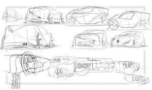 102609 Sketches by Dannychhang