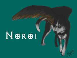 Prize: Noroi by Whitelupine