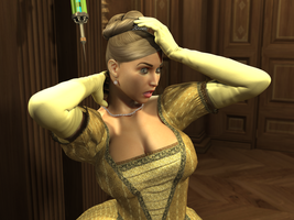 Enchanted Mansion - Elisabeth's Fate 08 by Telsis