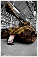 Tiger II Version 2 by Grekwood