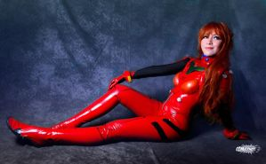 Asuka Langley Cosplay Evangelion - Charmed ! by SailorMappy