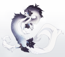 Delicate Dream Tao by QuillCoil