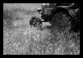 Tractor by pitchblacknight