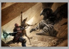 Pathfinder - Risen From The Sands by TimKings-Lynne