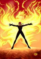 Rachel Summers Colored by RichBernatovech