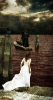 The Crossing by blacklacefigure