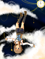 Falling into the Sky by Panakko