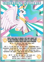 MLP:FiM Card Game: Celestia's Guidance by PonyCardGame
