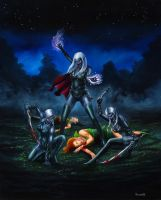 Daughters of Lolth by Neothera