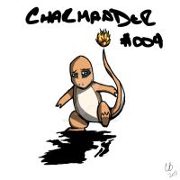 004 Charmander by x-Casualty-x