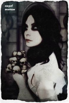 deaths last grace by Ghoulgirl1976