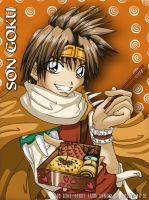 Saiyuki03: bento everyone...++ by xanseviera