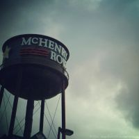 McHenry Water Tower (Instagram Version) by SnapShot120