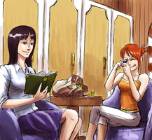 OP - Daily life on Sunny - 3 by FerioWind