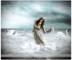 Dream in white by A-lthea