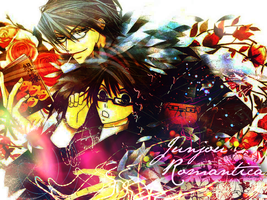 Junjou Romantica 3 wallpaper by xCaro-chan