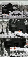 .:DECOR:. HALLOWEEN HOUSE NO 1 by sakyachan