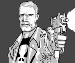 Punisher by Bleagh