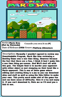 Underrated Video Games - Super Mario War by Stocking-Star