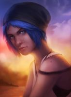 Life is Strange - Chloe Price by lepyoshka